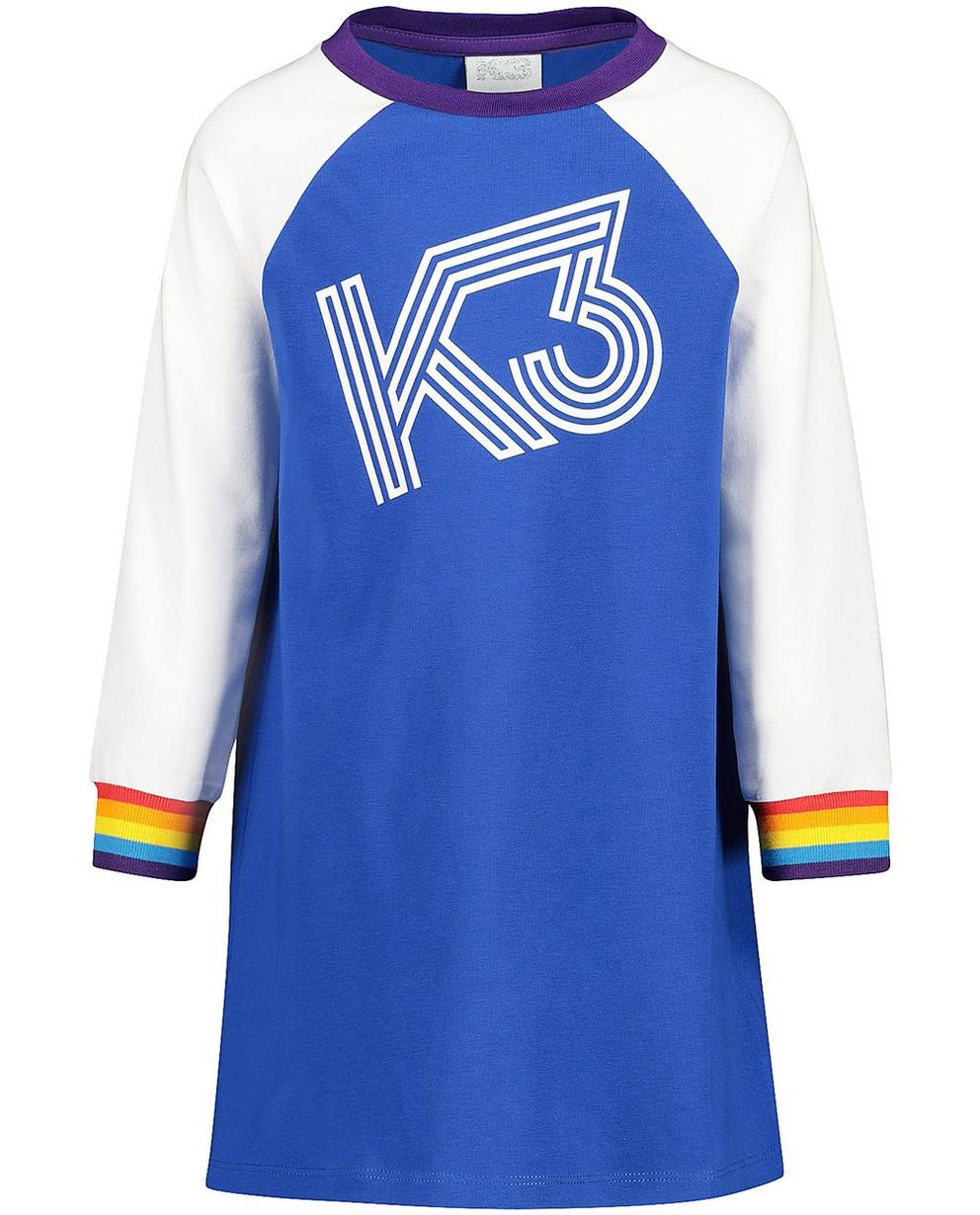Kleid mit Aufschrift - K3 - K3